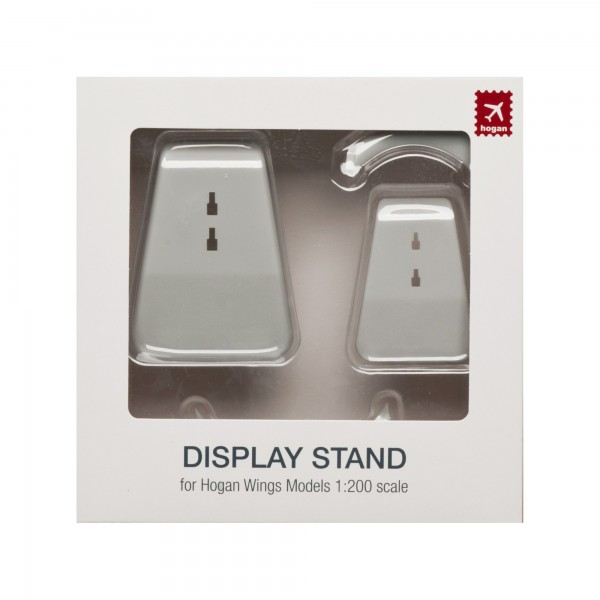 Display Stand: Plastic stand (Middle 1x, small 1x) for Hogan Wings Models
