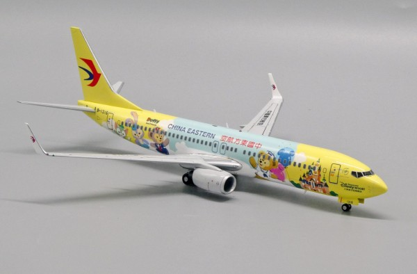 """Boeing 737-800 China Eastern Airlines """"Duffy Livery"""" B-1316 Scale 1/200"""