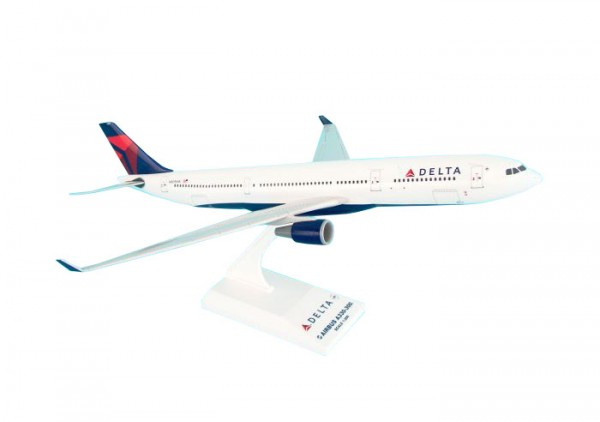 Airbus A330-300 Delta Air Lines Scale 1/200