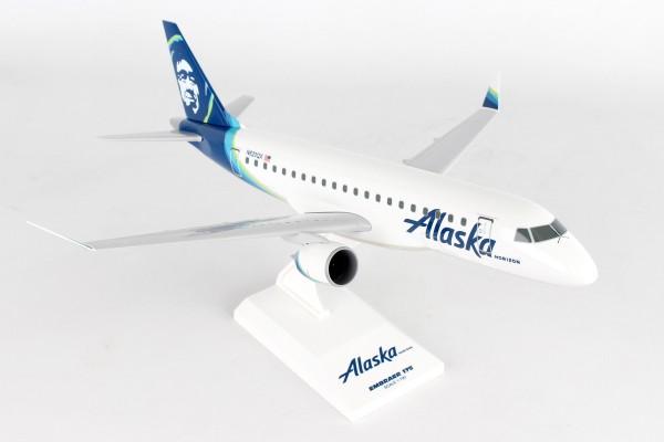 "Embraer ERJ-175 Alaska Airlines ""Horizon"" Scale 1/100"