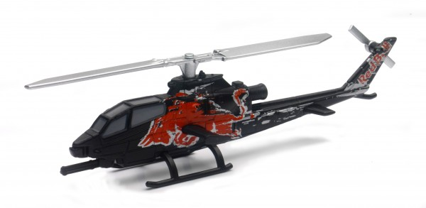 Helicopter Bell Copra TAH-1F Red Bull 1/110