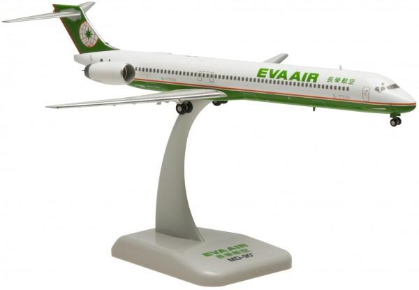 McDonnell Douglas MD-90 EVA Air Scale 1:200