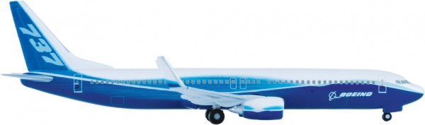 Boeing 737-900 w/ Winglet House Color Scale 1:500