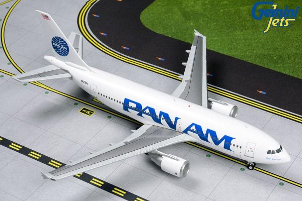 Airbus A310-300 Pan American World Airways N823PA Scale 1/200