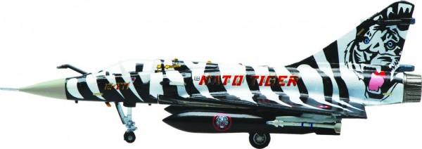 """Dassault Mirage 2000C 12-YM EC 1/12 """"Cambrésis"""" """"Tiger Meet 2006"""" Scale 1/200"""