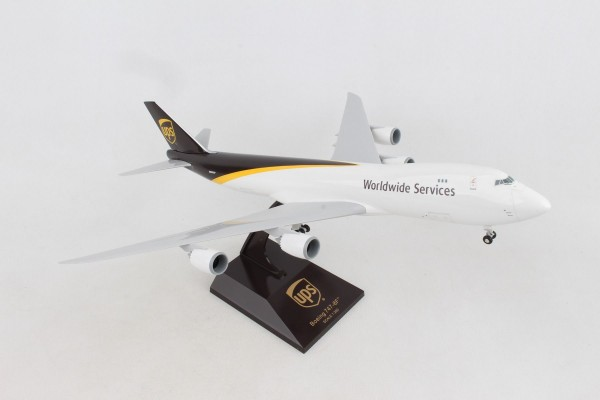 Boeing 747-8F United Parcel Service (UPS) Scale 1/200 w/G