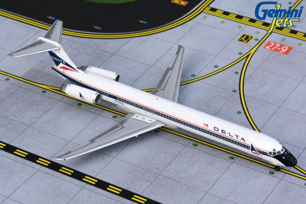 McDonnell Douglas MD-88 Delta Air Lines Scale 1/400