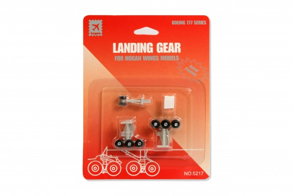 Fahrwerk / Landing gear B777 Series for Hogan Wings Models