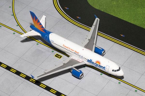 Airbus A320-200 Allegiant Air N221NV Scale 1/200