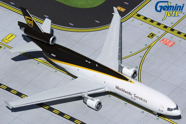 McDonnell Douglas MD-11F United Parcel Service (UPS) N281UP Scale 1/400