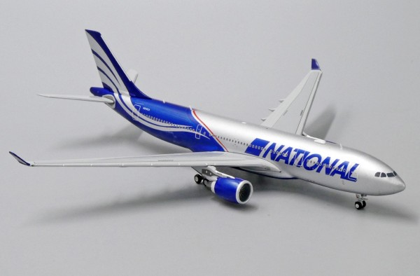 Airbus A330-200 National Airlines N819CA Scale 1/400
