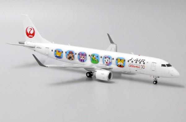 "Embraer 190-100STD J-Air ""Shimajiro Livery"" JA254J Scale 1/200"