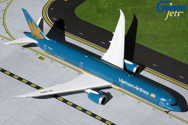 Boeing 787-10 Vietnam Airlines New Livery Scale 1/200