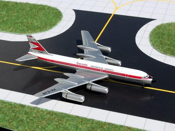 Convair CV-990 Garuda Indonesia Scale 1/400