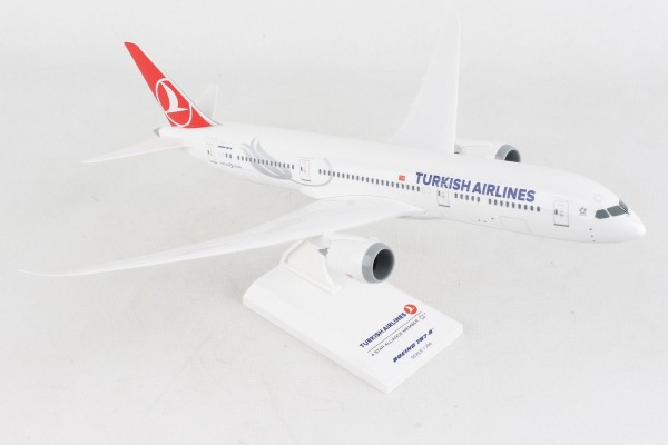 Boeing 787-9 Turkish Airlines Scale 1/200