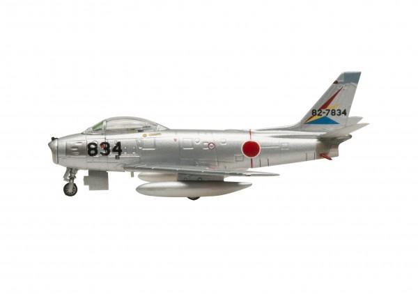 North American F-86F-40 Sabre JASDF HQ Squadron Iruma AB Scale 1/200