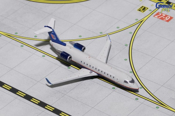 Bombardier CRJ-200 United Express Scale 1/400