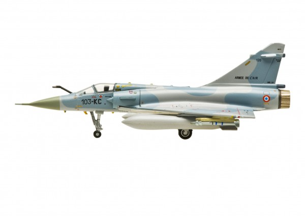 Dassault Mirage 2000-5 Scale 1:200 French Air Force , Standard Livery Scale 1/200