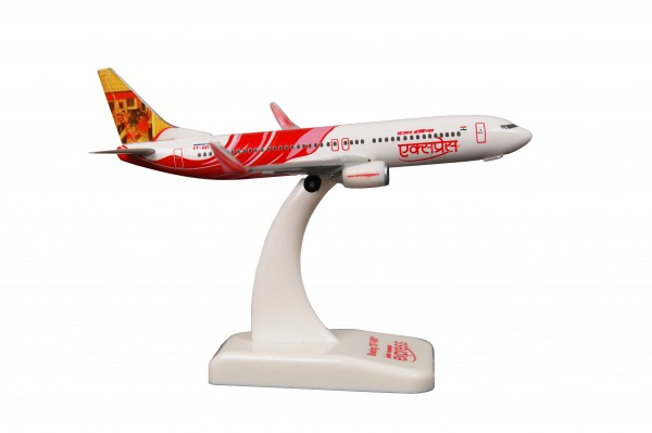 Boeing 737-800 Air India Express VT-AXI Scale 1:500