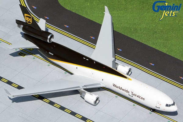 McDonnell Douglas MD-11F UPS United Parcel Service N281UP Scale 1/200