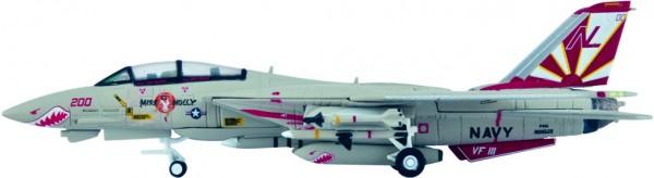 "Grumman F-14A Tomcat US Navy VF-111 ""Sundowners"", CVW-15, CVN-70 USS Carl Vinson NL 200 Scale 1/200"