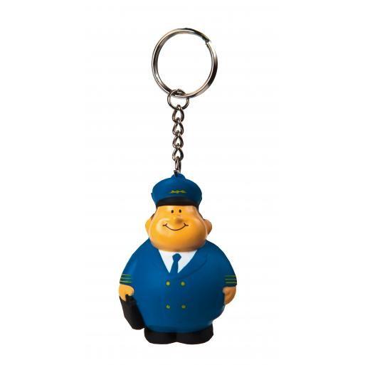 Käpt'n Blau Bert® Key ring Pilot