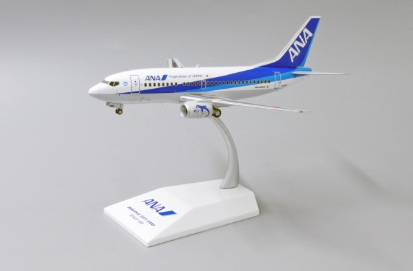 "Boeing 737-500 ANA ""Farewell"" JA306K Scale 1/200 +++"