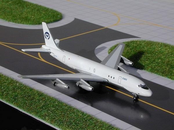 DC-8/DC-10 Orbis Set Scale 1/400