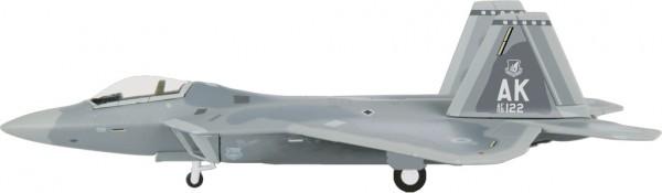 Lockheed Martin F-22A Raptor USAF 525th FS Scale 1/200