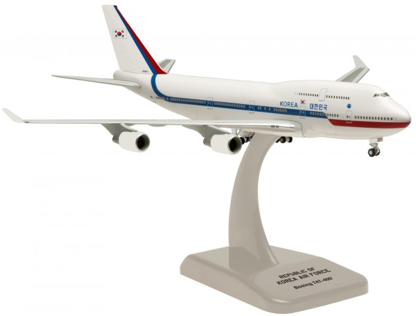 Boeing 747-400 Korean Air Force (ROKAF) Scale 1:500