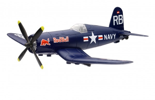 Chance Vought F4U Corsair Red Bull Scale 1/48