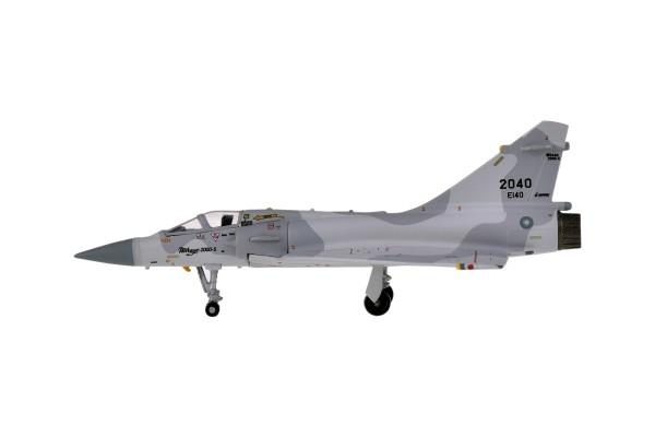 Daussalt Mirage 2000-5 EI ROCAF 2040 Scale 1/200