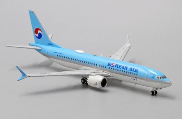 Boeing 737-MAX8 Korean Air HL8351 Scale 1/400