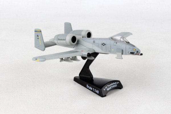POSTAGE STAMP Fairchild-Republic A-10 Thunderbolt II Blacksnakes 163 FS INDIANA ANG Scale 1/140