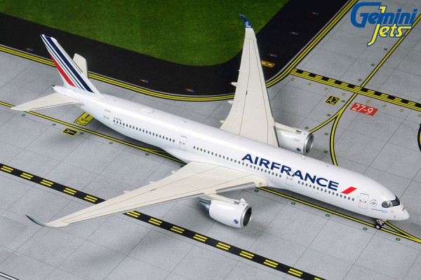 Airbus A350-900 Air France F-HTYA Scale 1/400