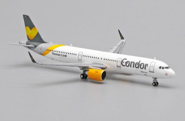 Airbus A321 Condor D-AIAC Scale 1/400