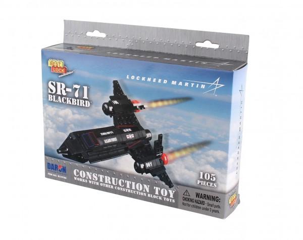 SR-71 Construction Toy (105pcs)