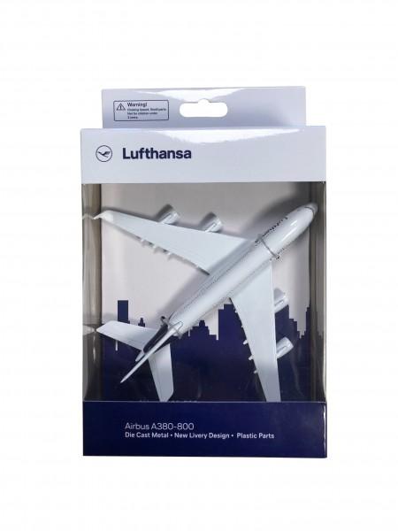 Airbus A380 Lufthansa Single Toyplane