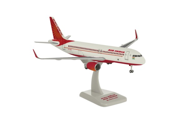 Airbus A320 with Sharklets Air India Scale 1:200