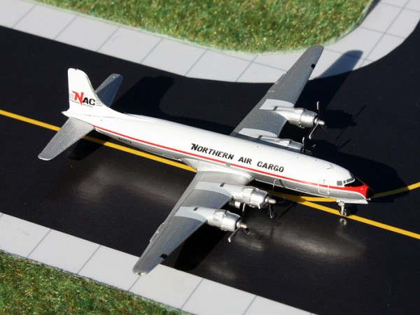 Douglas DC-6B Northern Air Cargo Scale 1/400