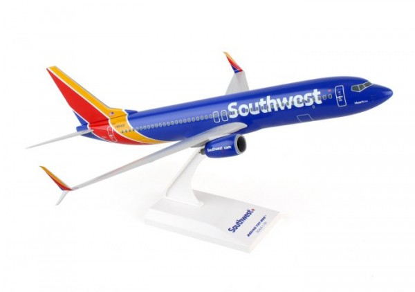 Boeing 737-800 Southwest Scale 1/130