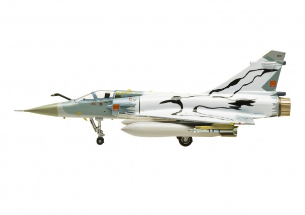 "Dassault Mirage 2000C French Air Force, EC 2/2 ""Côte d'Or"" Spécial Scale 1/200"