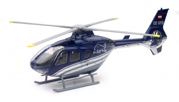 Airbus Helicopter H135 Red Bull 1/34