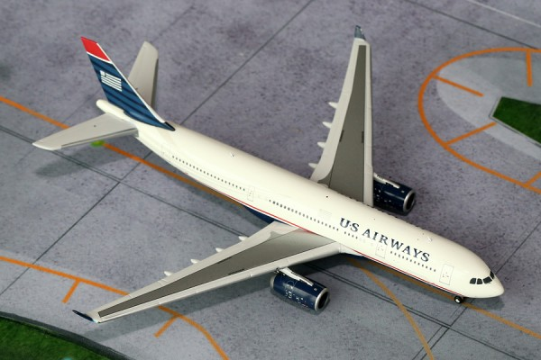 Airbus A330-200 US Airways Scale 1/400