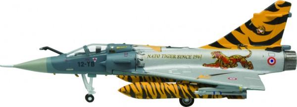 Dassault Mirage 2000C EC 1/12 Cambresis Base Aérienne 103-Cambrai Tiger Meet 2007 Scale 1/200
