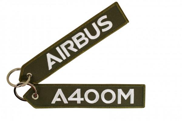 Key ring - Airbus A400M 160 x 30 mm #