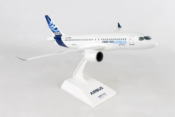 Airbus A220-100 House Color Scale 1/100
