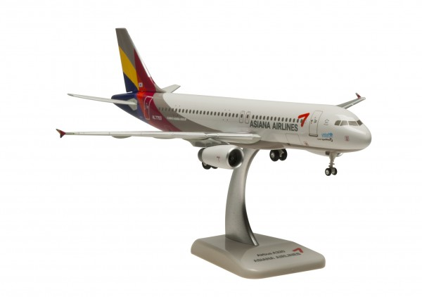 Airbus A320 Asiana Airlines Scale 1:200