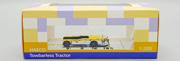 HAECO Towbarless Tractor Scale 1/200 #