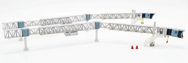 Air Passenger Bridge B737 (Transparent) Scale 1/200 #